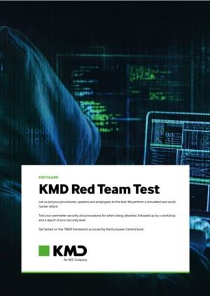 KMD RED TEAM TEST