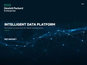 Een intelligent Data Platform, succesverhalen uit de Hybrid Cloud wereld