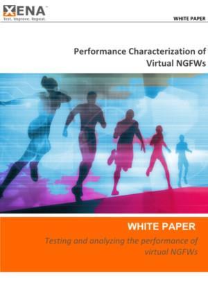 Performance Characterization of Virtual NGFWs