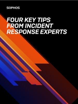 4 belangrijke tips van incident response-experten