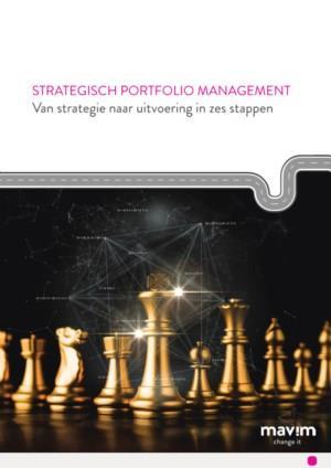 Strategisch Portfolio Management: van strategie naar uitvoering in zes stappen