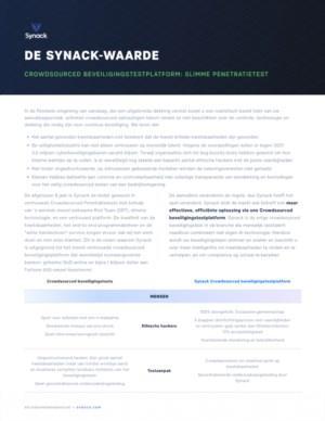 De Synack waarde