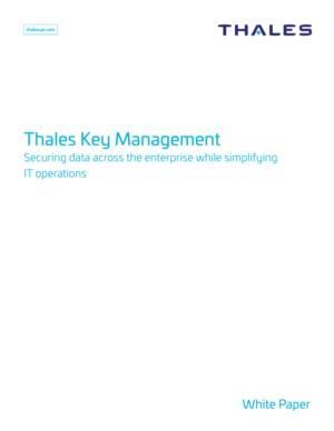 Beveiliging van gegevens in de gehele onderneming en tegelijkertijd het vereenvoudigen van de IT-werkzaamheden