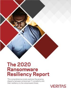 Het 2020 Ransomware Resiliency Report