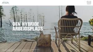 Den hybride arbejdsplads - ny virkelighed, nye arbejdsvaner