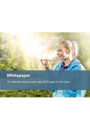 10 selecticriteria voor een ECD-app in de Care