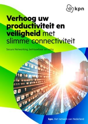 Vergroot productiviteit en veiligheid met slimme connectiviteit