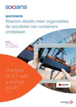 Waarom veel organisaties de voordelen van containers ontdekken