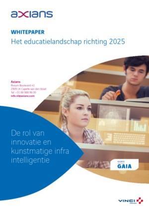 Hoe blijft jouw onderwijsinstelling relevant met behulp van innovatie en kunstmatige infra intelligentie?