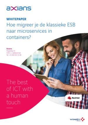 Hoe migreer je de klassieke ESB naar microservices in containers?