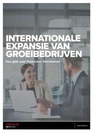 Internationale expansie van groeibedrijven