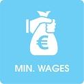 Minimumloon vertegenwoordiging